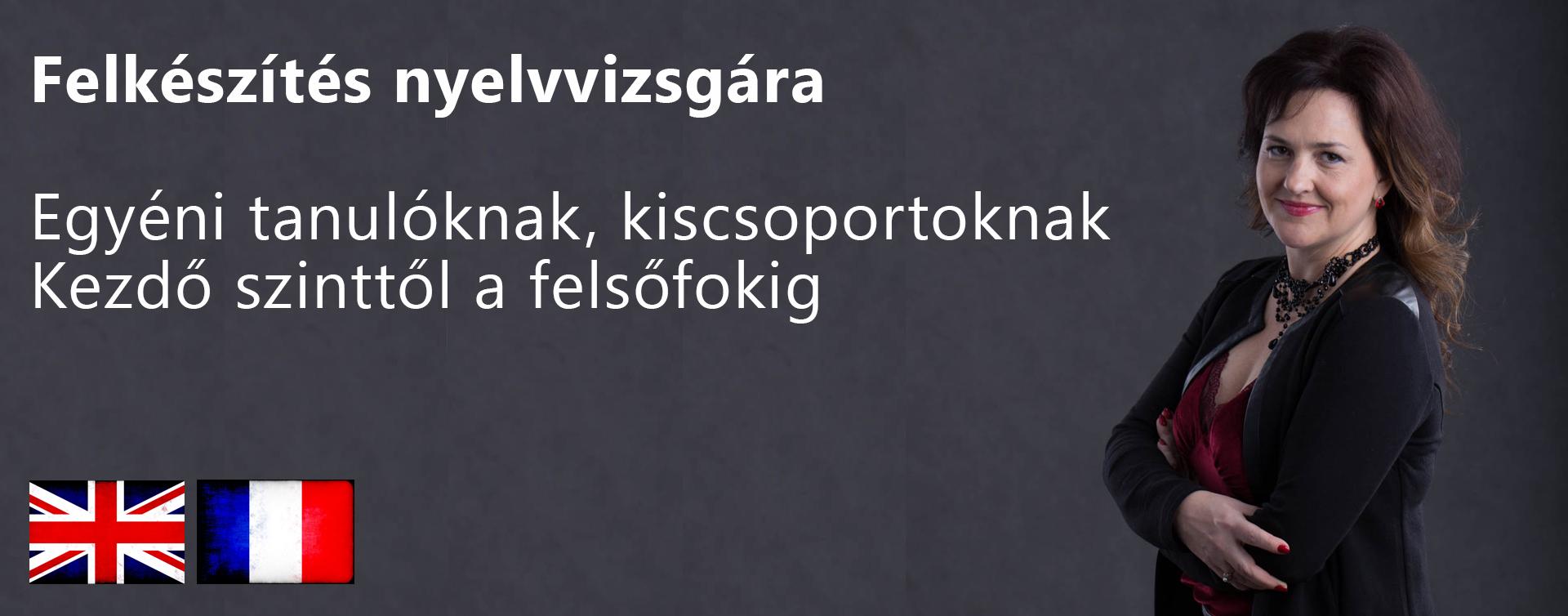 Kertai Katalin nyelvvizsga felkészítés